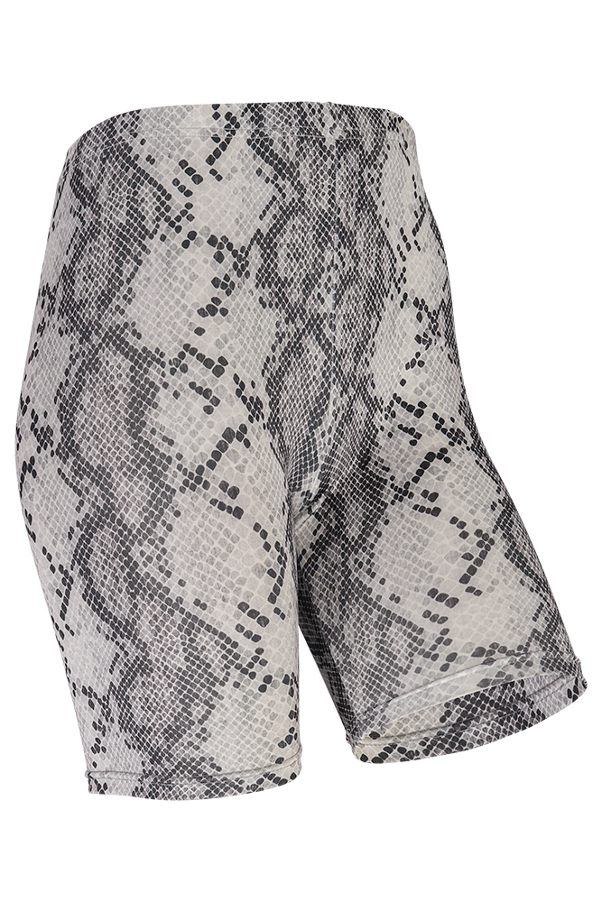 Short legging dames snake-XXL