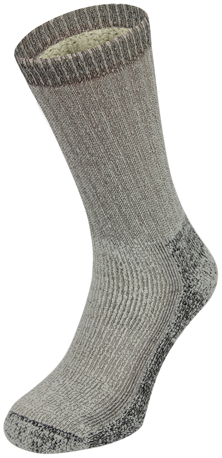 S5 Merino wollen sokken -43/45-Antraciet
