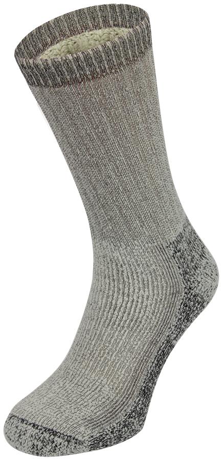 S5 Merino wollen sokken -46/47-Antraciet