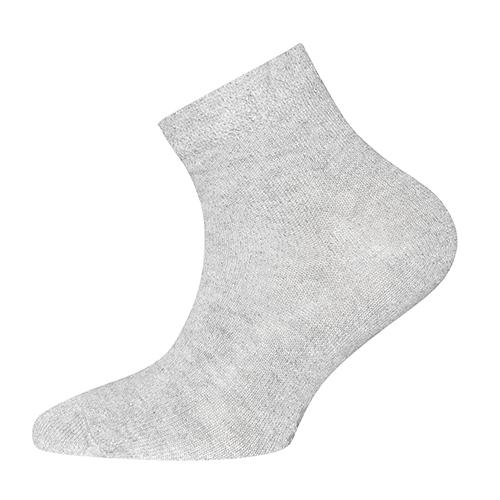 Ewers glitter sokjes half hoog-Pink-31/34
