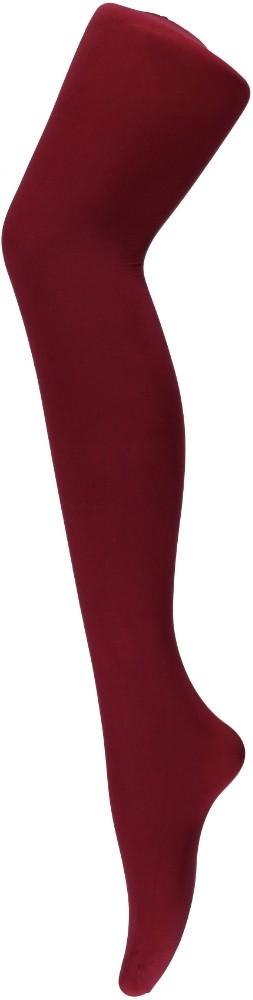 200 denier panty-L/XL-Bordeaux