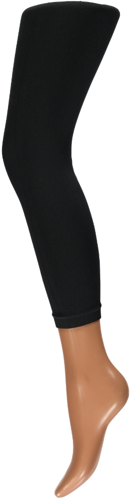 Thermo dames legging -XXL-Antraciet