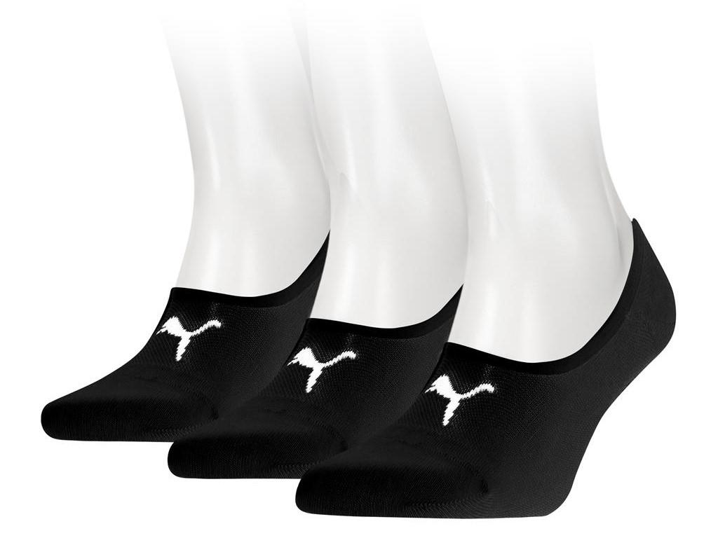 Footies no show-35/38-Black