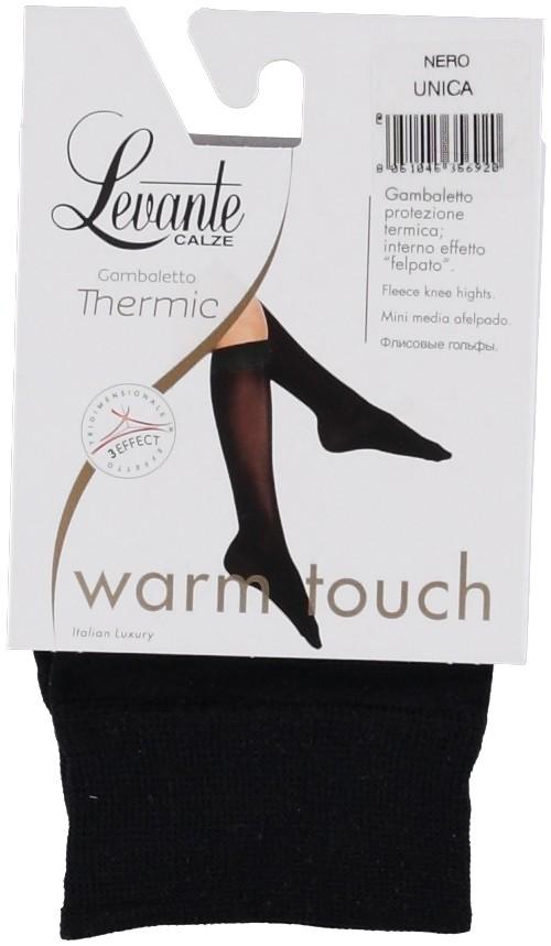 Thermo kniekousen-One-size-Black