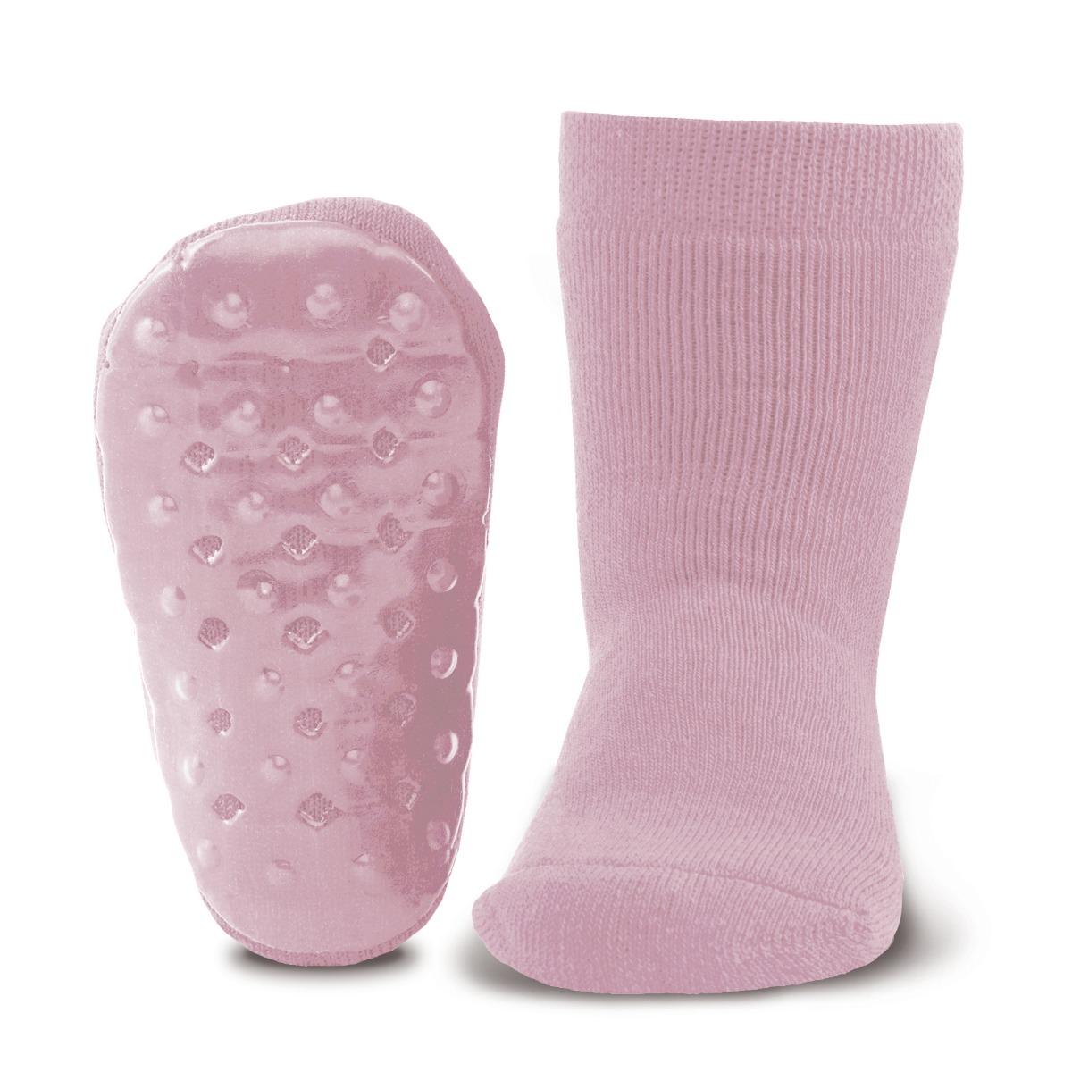 Antislip sokken -39/42-Light rose