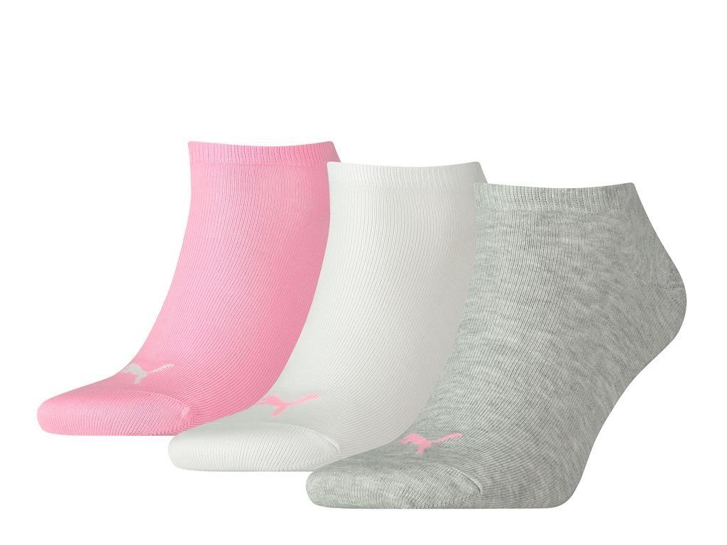 sneakersokken van zacht katoen-39/42-Pink
