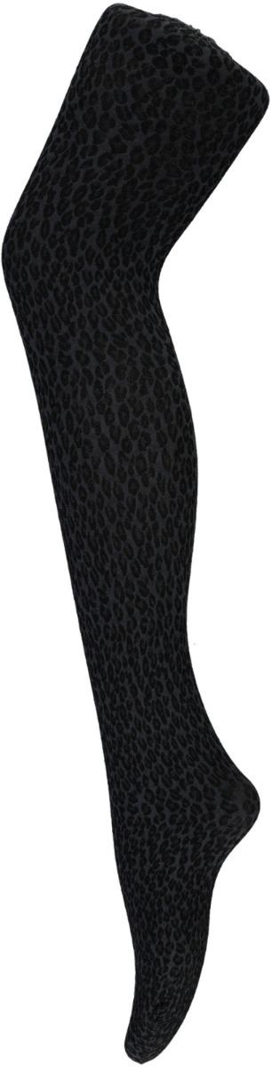 Leopard panty-S/M-Black