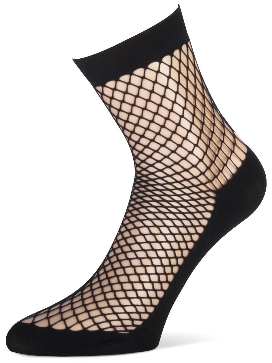 Visnet panty sokje -One-size-Black