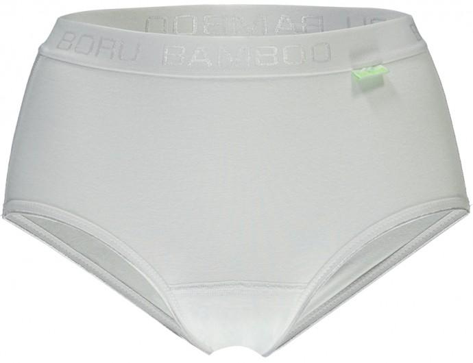 Bamboe dames hipster-XL-White