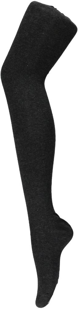 Dames maillot van katoen-L/XL-Antraciet
