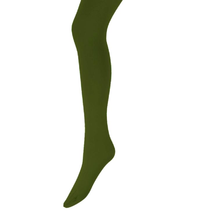 60 denier panty-L/XL-Seaweed