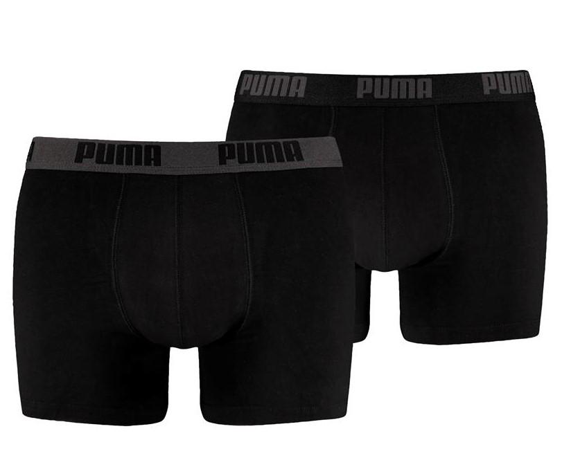 2-paar basis boxershorts-L