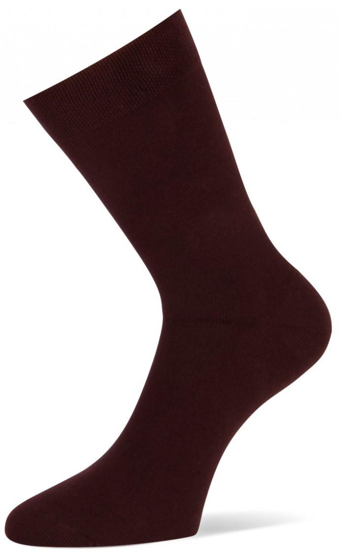 Sokken van katoen-35/38-Bordeaux