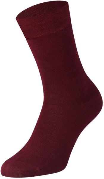 Bamboe sokken -Bordeaux-35/38
