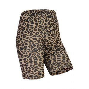 Short legging dames Leopard