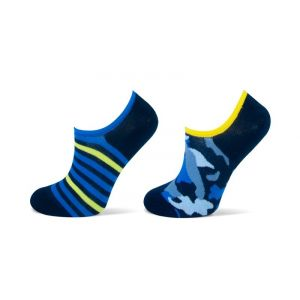 Footie YM camouflage 2-pack