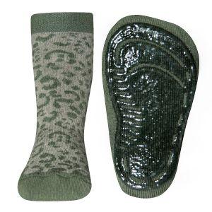 Antislip sokken panterprint