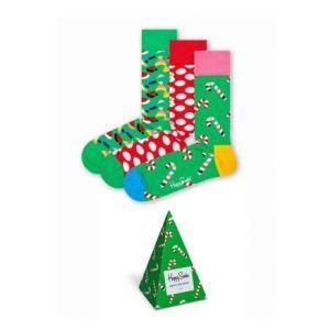 Happy socks CHRISTMAS TREE GIFT BOX