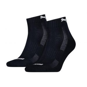 Halfhoge sokken met badstof zool