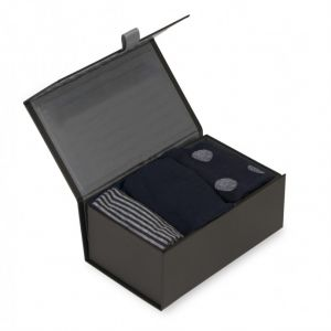Herensokken in giftbox