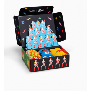 Bowie Giftbox 3-pack