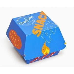 3-Pack Junk Food Socks Gift Set 41-46