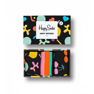 Happy socks giftbox happy birthday music box