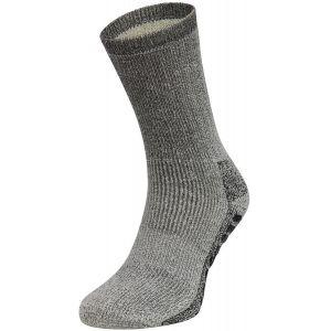 Merino wollen sokken met antislip