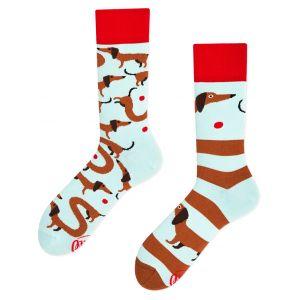 Sausage Dog sokken