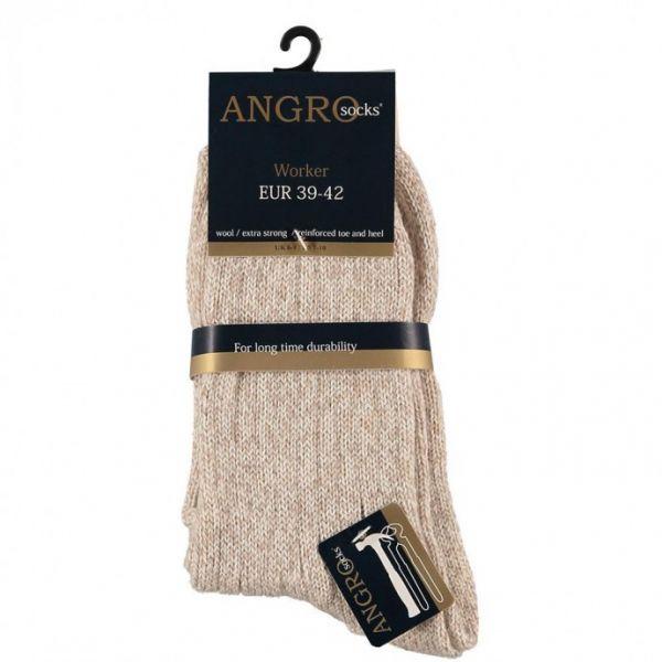 Angro wwollen werksokken | sokken-online