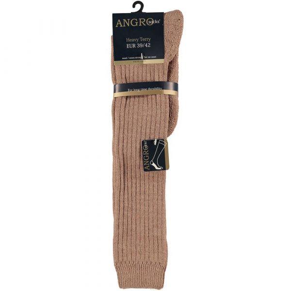 36010   wollen heren kniekous angro   sokken-online