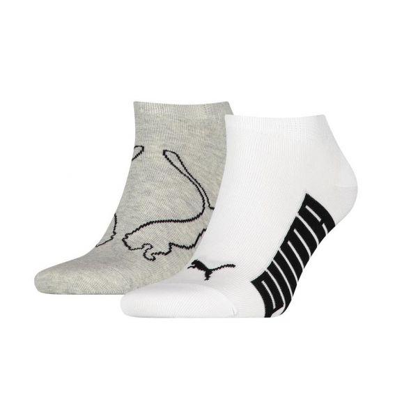 PUMA LIFESTYLE SNEAKER 2P BEETROOT white/black | sokken online
