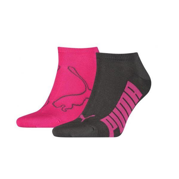 PUMA LIFESTYLE SNEAKER 2P BEETROOT pink | sokken online