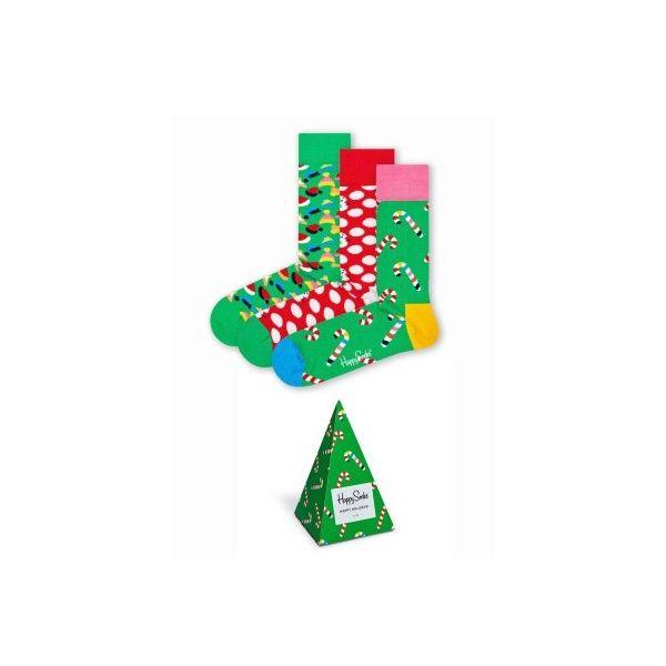 CHRISTMAS TREE GIFT BOX   sokken-online.nl happy socks