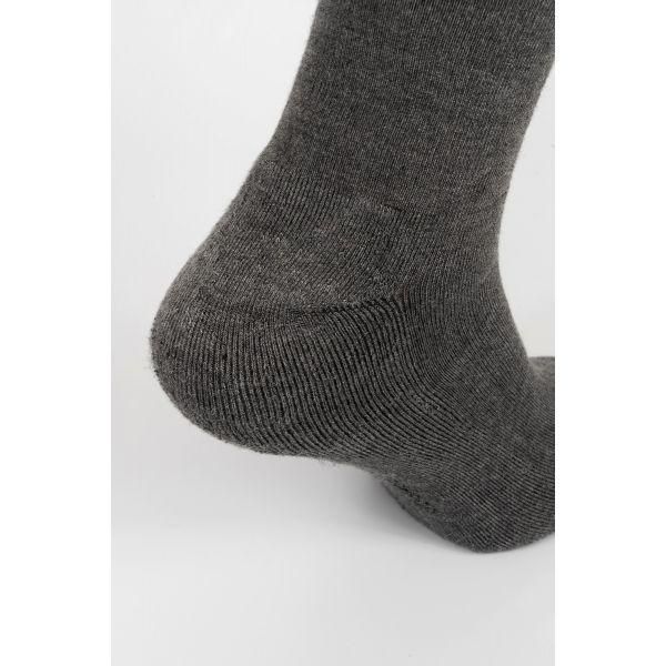 Bamboe sokken met badstof zool