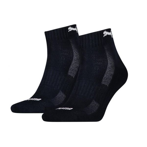 Puma cushioned quarter 2pack | sokken-online