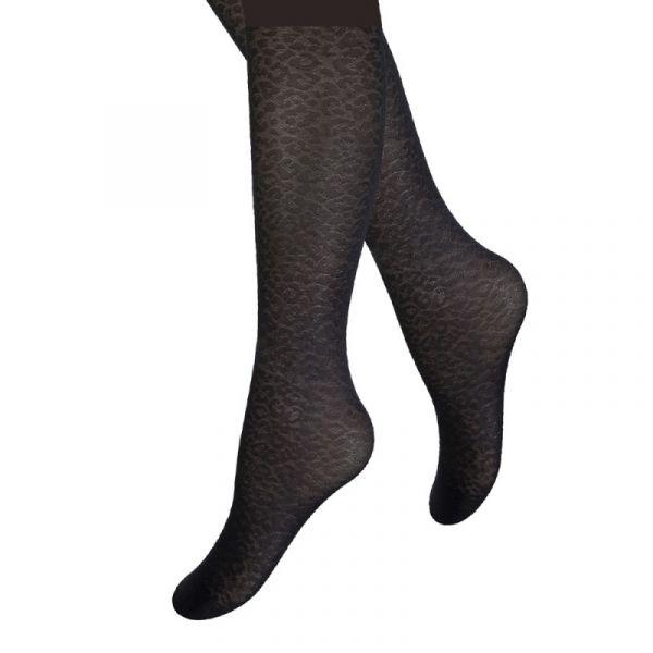 33026 Kniekousje by Marianne leopard | sokken-online