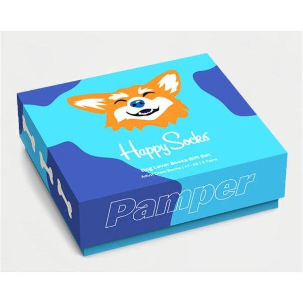 Dog lover socks Gift set | happy socks | sokken-online