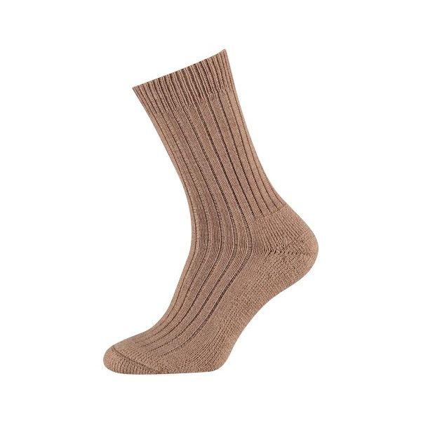 Wollen sokken met badstof zool | angro | sokken-online
