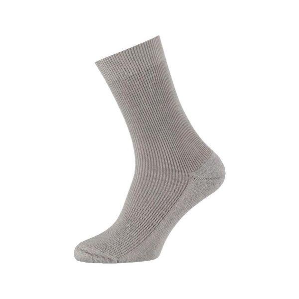 Nette wollen sokken met badstof zool | angro | sokken-online