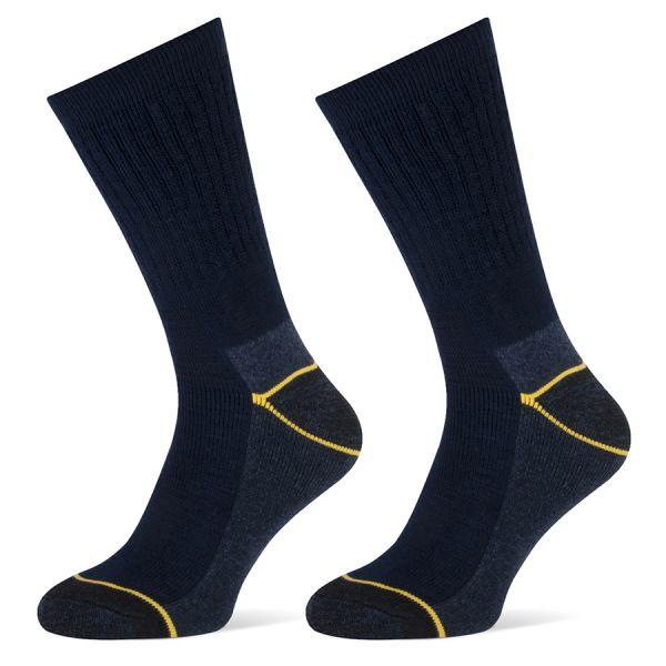 Stapp Yellow anti bacterieel werksokken sokken-online