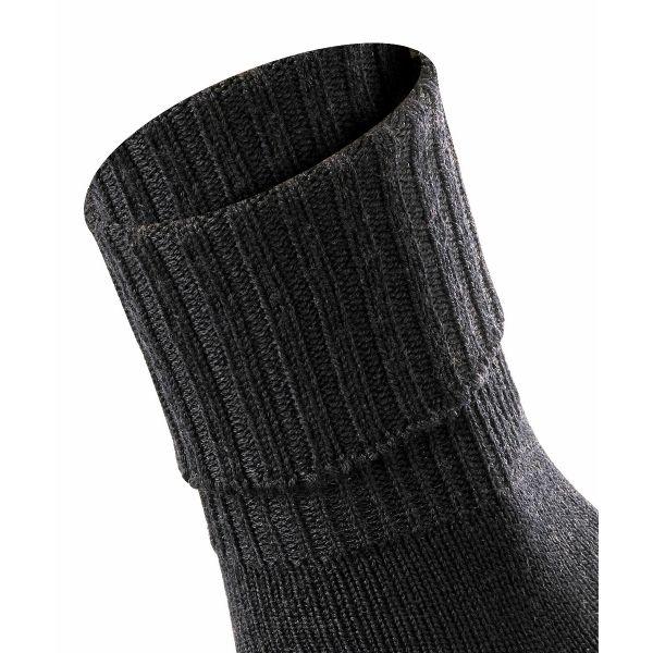 Dames sokken striggings met rib