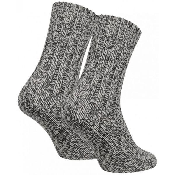 Noorse wollen sokken