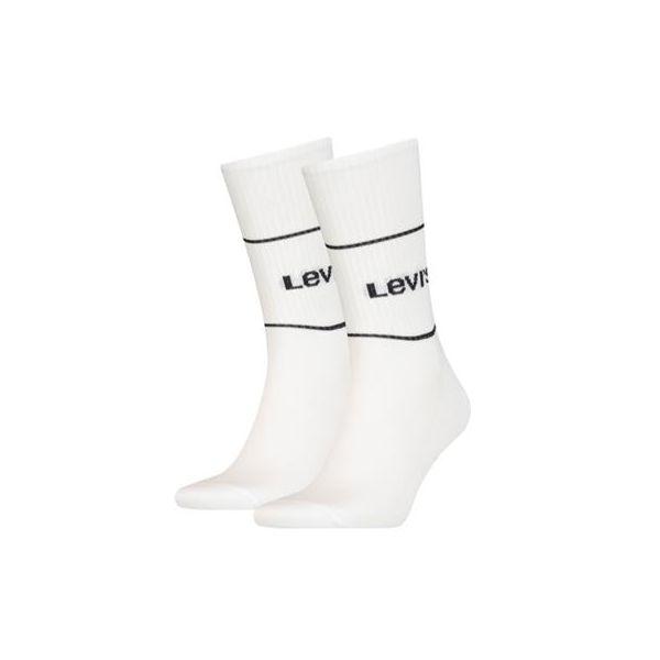 Levi's   2 pairs short sock   sokken online.nl