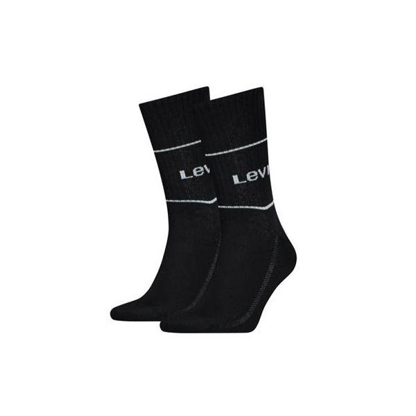 Levi's   set van 2 paar short sock   sokken online.nl