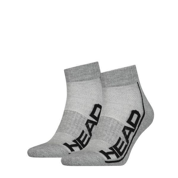 Head halfhoge sportsok | Performance Quarter cotton blend sport socks | Unisex | sokken-online.nl