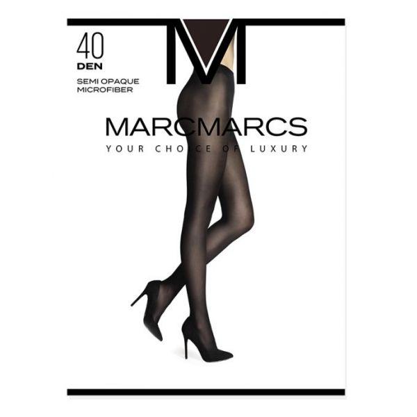 40 denier panty semi opaque   marcmarcs   sokken-online.nl