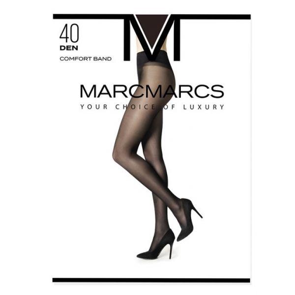 40 denier panty met comfort boord   marcmarcs   sokken-online.nl