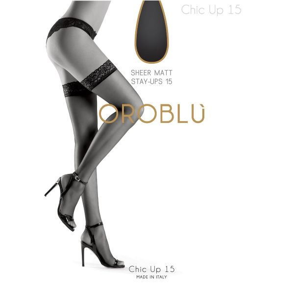 Bas Chic Up 15 kous | Oroblu | Sokken-online