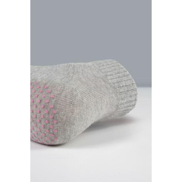 Biologisch katoenen yoga sokken met antislip